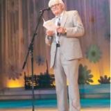 Ювілейний вечір поета у столичному Палаці Україна 26 вересня 2002 р.