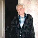 Павло Прокопович на порозі своєї квартири