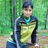 Лариса Матвеева 2014 год Карпаты 2