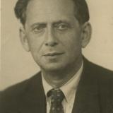 Борис Брайнин 1950 г