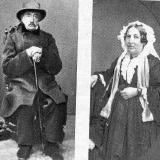 Родители поэта - Исай Семёнович и Роза Абрамовна Вейнберги