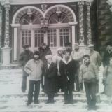 1990 г. Сергиев Посад. А. Вербец  с однокурсниками