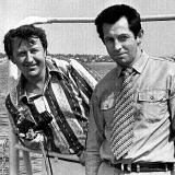 С космонавтом А.Иванченковым на Южном Буге. 28 мая 1981 года. Фото из архива В. Бабича