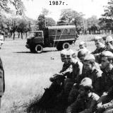 Встреча В.Качурина с ракетчиками в г. Первомайске.1982 г