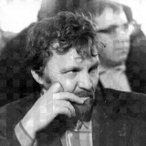 В Пятигорске на лермонтовских днях.1981 г.