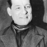 А.М.Топоров, 1940-е гг. - в ссылке в Казахстане, г. Талды-Курган