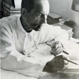 А.М. Топоров в годы работы на Белгородчине 2