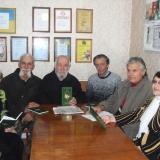Члени літературно-мистецького об'єднання